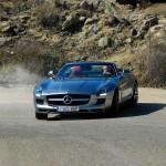 Mercedes SLS Roadster AMG 03