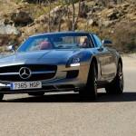 Mercedes SLS Roadster AMG 25