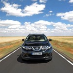 Gama Nissan Crossover 4x4 13