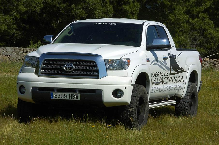 Toyota Tundra Iforce V8 Toyota Tundra 02 | Siempre Ruedas y Motor : Siempre Ruedas y Motor