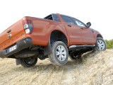 Ford Ranger Wildtrack accion 34