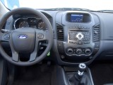 Ford Ranger Wildtrack detalles interior 07