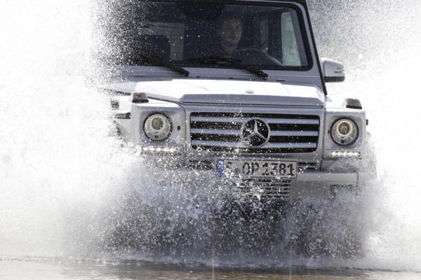 Kumho Tires, proveedor oficial de neumáticos en equipo original del Mercedes-Benz Clase G