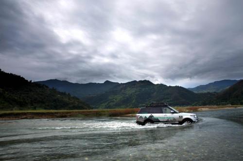 Range Rover hibridos en Nepal 03