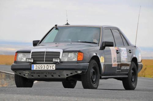 Preparacion Mercedes 300 4matic 20