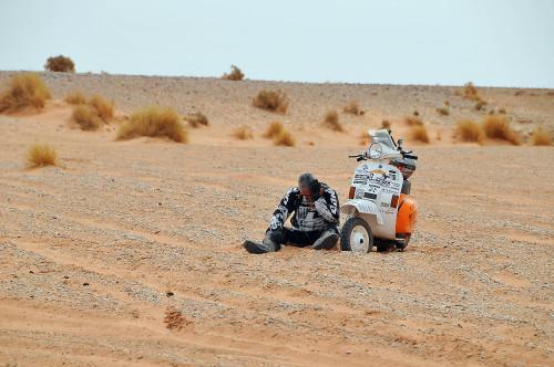 Vespa Raid maroc 2013 019