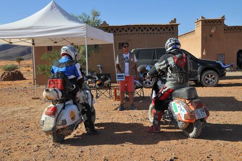 Vespa Raid maroc 2013 158