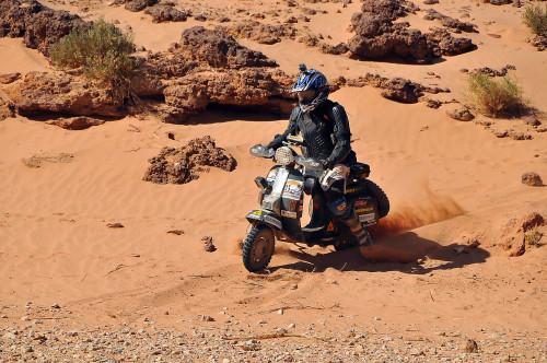 Vespa Raid maroc 2013 207