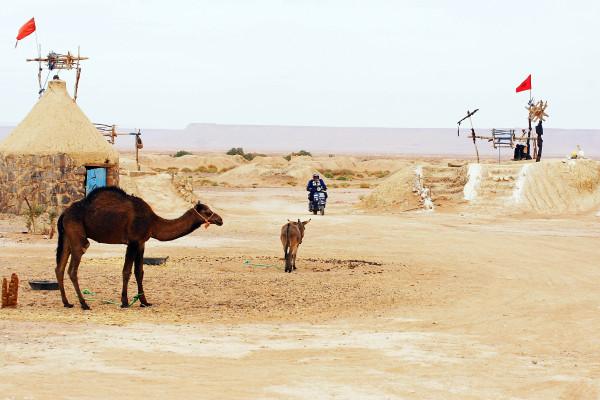 II Vespa Raid Maroc 2013. Espíritu de aventura