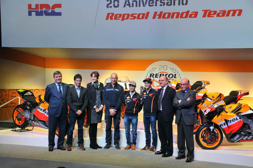 20 Aniversario Honda Repsol 32