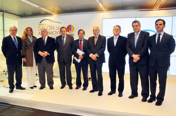 Presentado el Salón del Automóvil de Madrid 2014