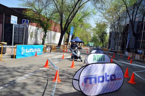 Moto Madrid 2014 125