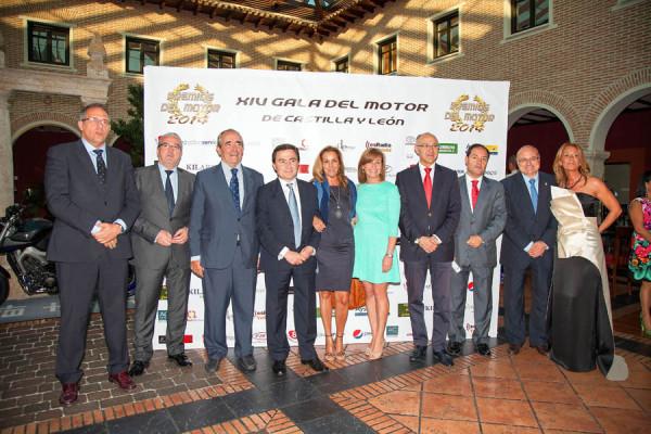 XIV Gala del Motor de Castilla y León 2014