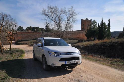Ruta SUV Zaragoza 109