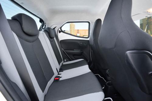 Toyota Aygo Detalles 32