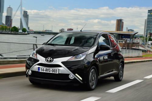 Toyota Aygo accio 33
