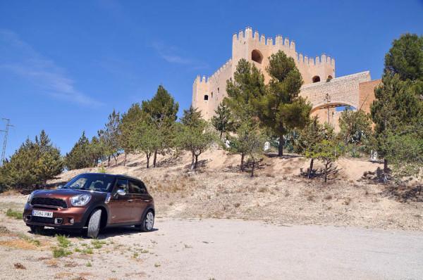 Ruta TRAIL. Comarca de los Vélez (Almería). Bajo la protección del Indalo