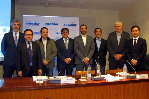 Rueda de Prensa ANESDOR 2