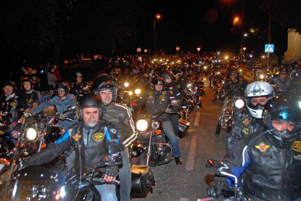 VII Muévete por Madrid en Moto. Se acabó lo que se daba