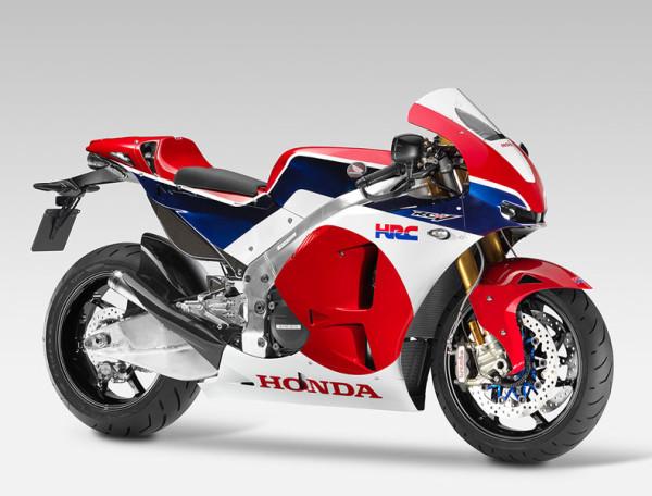 La Honda de Marc Márquez saldrá a las calles por 150.000 euros