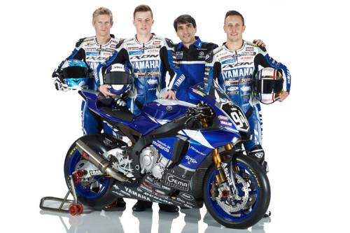 GMT94 Yamaha Team - Mathieu Gines
