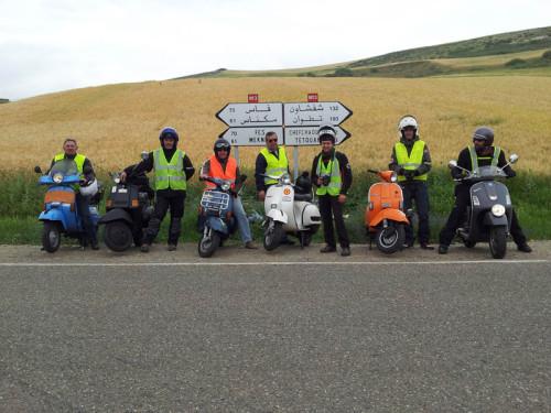 Vespa Tour Marruecos 01