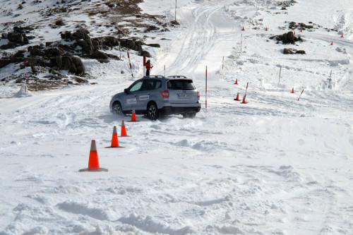 Circuito Nieve 09