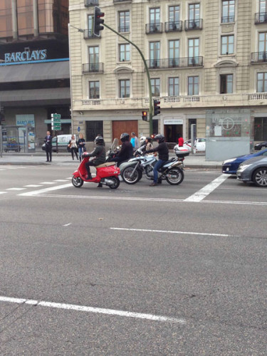 Estudio RACC_Motos en zona urbana Madrid 01