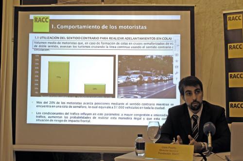 Estudio RACC_Motos en zona urbana Madrid 07