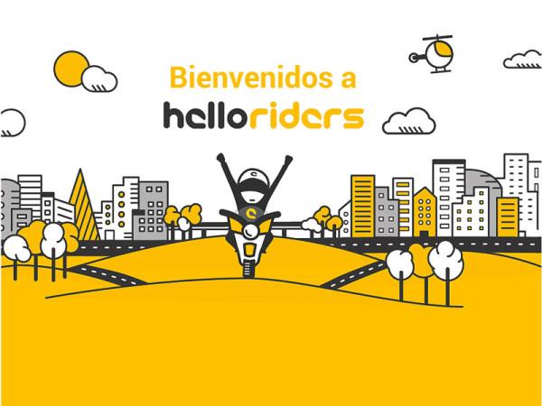 Hello Riders. Una nueva forma de organizar y planificar tus viajes
