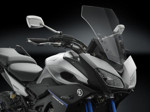 Línea de Accesorios Rizoma para la Yamaha MT-09 Tracer