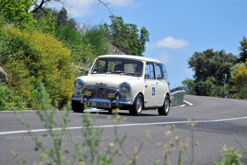 Rally clasica entre valles 60