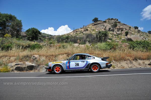 II Rally Clásica Entre Valles