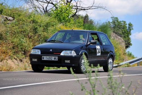 Rally clasica entre valles 68