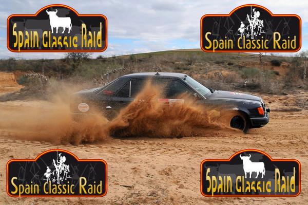 Spain Classic Raid. Recorriendo España con un clásico