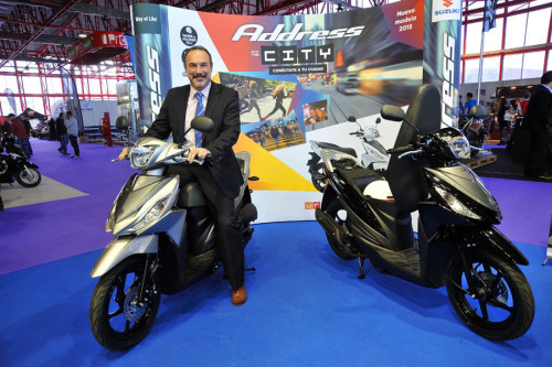 Salon Moto Madrid 2015 64