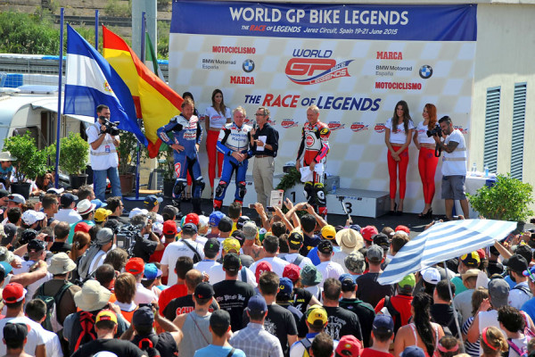 World GP Bike Legends. Una gran idea. Un mal intento