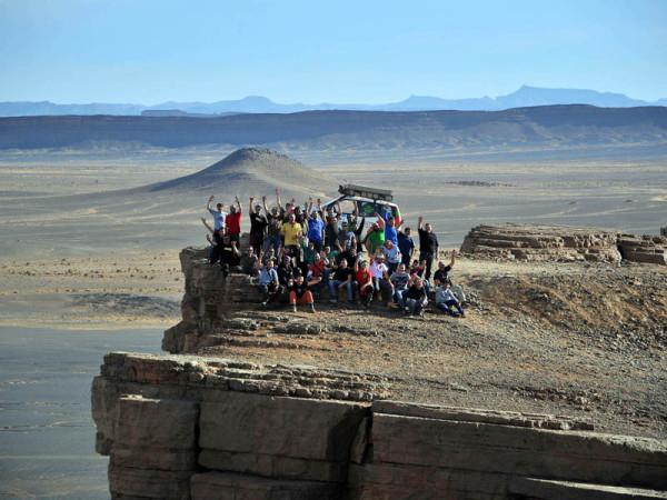 Rally Clásicos del Atlas Invernal 2015. Tienes que probarlo