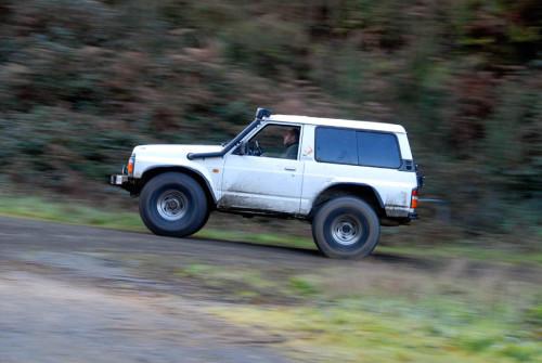 Nissan Patrol GR Y60 11