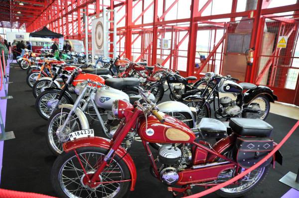 ClassicAuto 2016. La moto clásica en auge