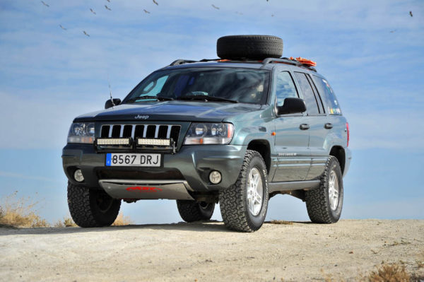 Grand Cherokee Expedition 1