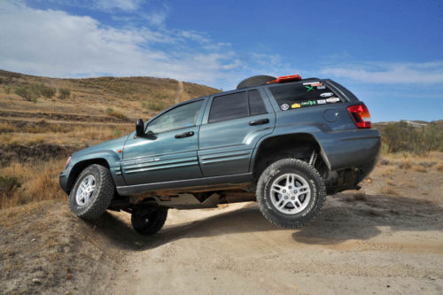 grand cherokee expedition 8