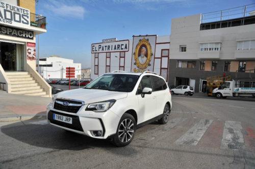 Ruta SUV Trail Subaru en Sevilla 031