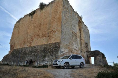 Ruta SUV Trail Subaru en Sevilla 109