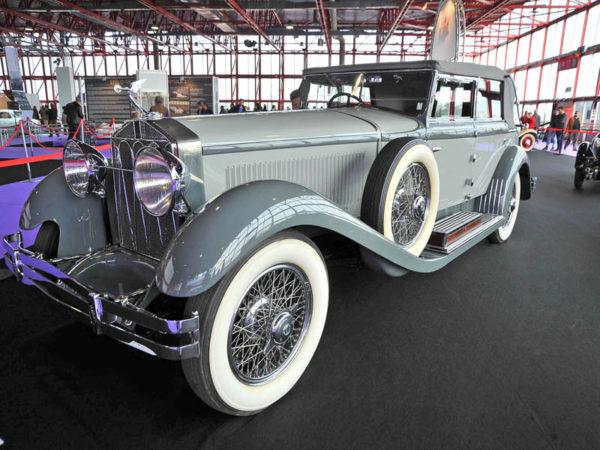 VIII Classic Auto 2017 (Coches). Un lugar para soñar