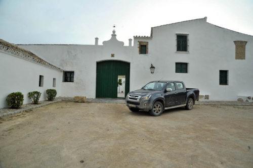 Ruta Off Road Isuzu D-Max por Cadiz