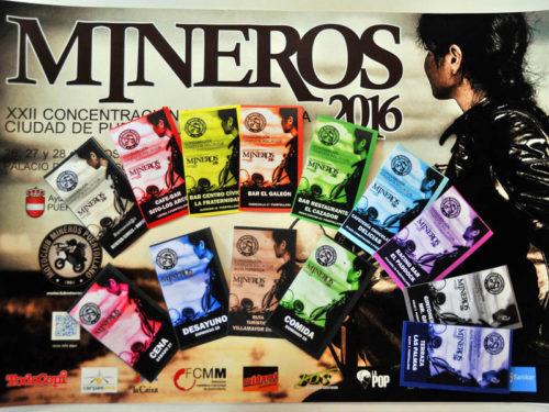 Mineros 2016