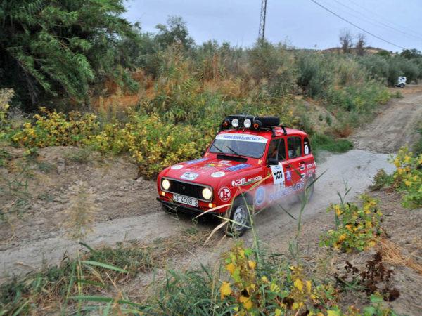 Guadalquivir Classic Rally. Andalucía desconocida