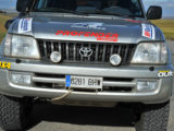 Preparación Toyota Land Cruiser KDJ 95 Expedition