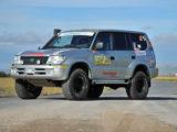 Una preparación integral ha culminado con un coche perfecto para emprender grandes rutas por territorio africano.